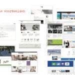 Website voorbeelden