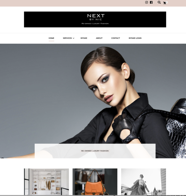 Website Next By nic